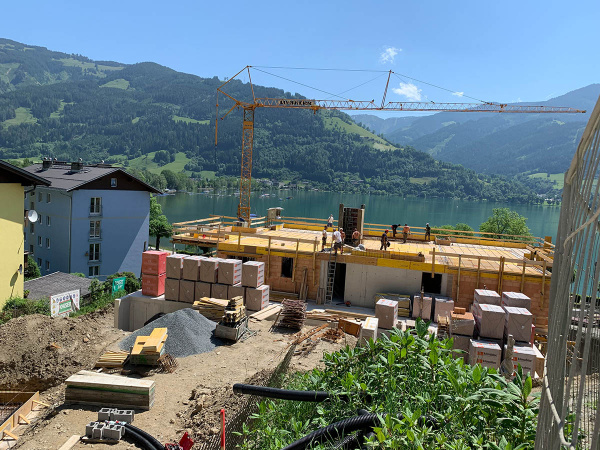 Single wohnung zell am see